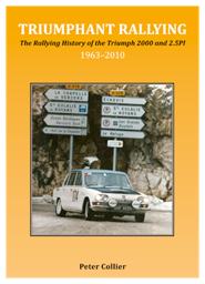 The Rallying History of the Triumph 2000 and 2.5PI